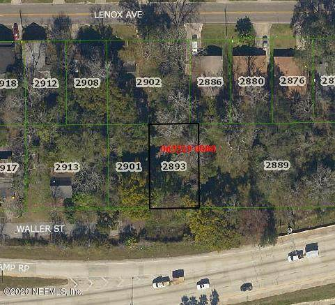 2893 Waller St, Jacksonville, FL 32254 (MLS #1071174) :: The Newcomer Group