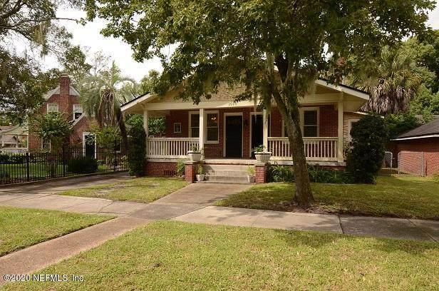 1616 Belmonte Ave, Jacksonville, FL 32207 (MLS #1073236) :: Menton & Ballou Group Engel & Völkers