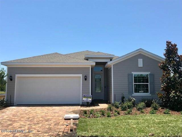 692 Weathered Edge Dr, St Augustine, FL 32092 (MLS #1073350) :: Oceanic Properties