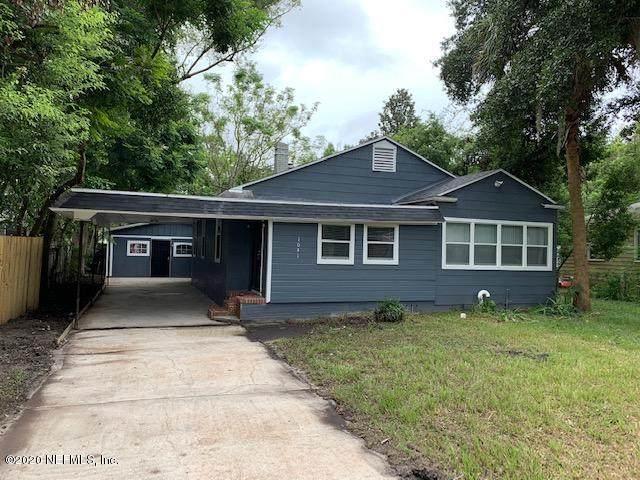 1041 Bunker Hill Blvd, Jacksonville, FL 32208 (MLS #1073444) :: Memory Hopkins Real Estate