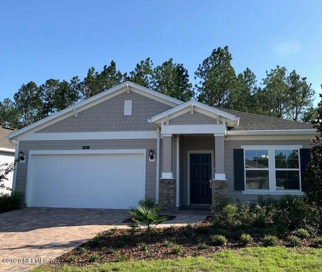 682 Weathered Edge Dr, St Augustine, FL 32092 (MLS #1073733) :: 97Park