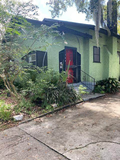 134 W 23RD St, Jacksonville, FL 32206 (MLS #1073868) :: The Newcomer Group