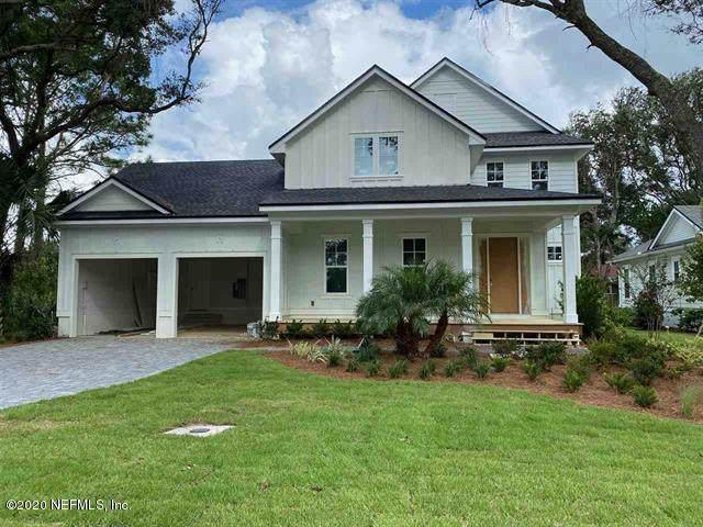 420 Ridgeway Rd, St Augustine, FL 32080 (MLS #1073975) :: CrossView Realty