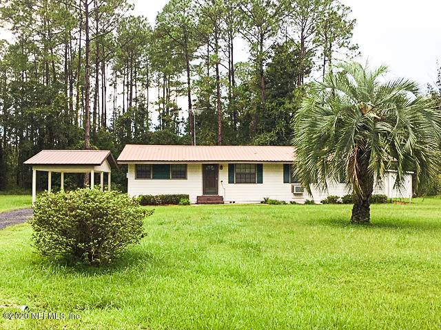 1772 E 230 County Road, Starke, FL 32091 (MLS #1074107) :: EXIT Real Estate Gallery