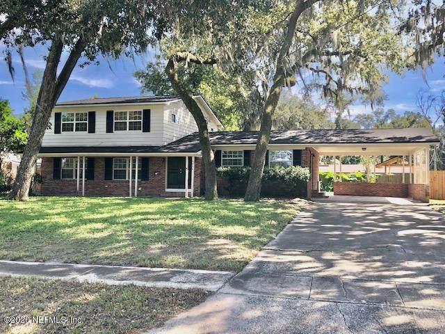 6844 Howalt Dr, Jacksonville, FL 32277 (MLS #1074402) :: Memory Hopkins Real Estate
