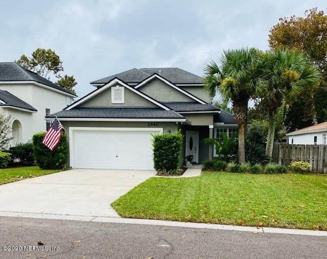 2540 St Johns Blvd, Jacksonville Beach, FL 32250 (MLS #1077102) :: 97Park