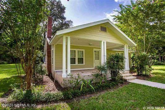 8721 County Rd 235, Alachua, FL 32615 (MLS #1078392) :: The Hanley Home Team