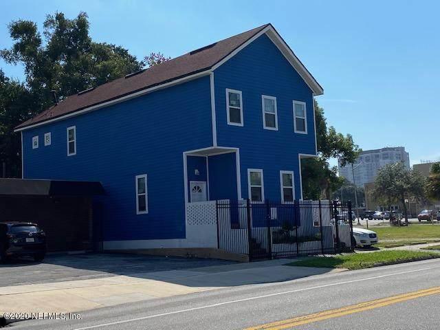 519 N Newnan St, Jacksonville, FL 32202 (MLS #1078474) :: Bridge City Real Estate Co.