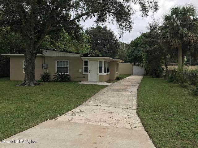 9840 Elaine Rd, Jacksonville, FL 32246 (MLS #1078573) :: The DJ & Lindsey Team