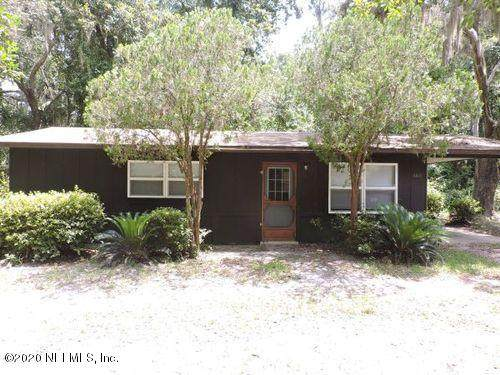 468 SE 18TH St, Melrose, FL 32666 (MLS #1078623) :: The DJ & Lindsey Team