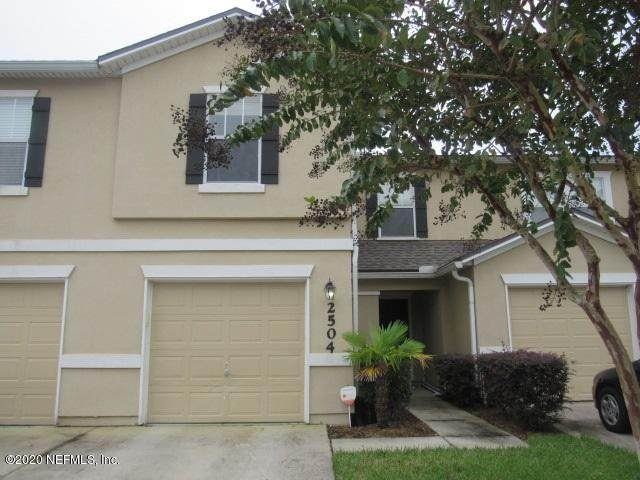 1500 Calming Water Dr #2504, Fleming Island, FL 32003 (MLS #1078731) :: The Every Corner Team
