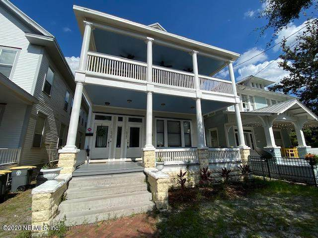 1525 N Pearl St, Jacksonville, FL 32206 (MLS #1079881) :: The Hanley Home Team