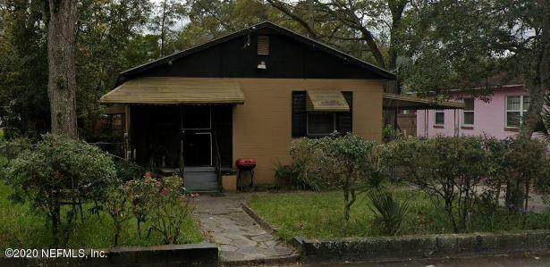 1570 W 34TH St, Jacksonville, FL 32209 (MLS #1080524) :: Military Realty