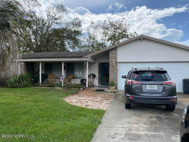 2201 Robert Paine St, Orange Park, FL 32073 (MLS #1081334) :: EXIT Real Estate Gallery