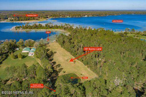 167 Sunny Ln, Pomona Park, FL 32181 (MLS #1081464) :: EXIT Real Estate Gallery