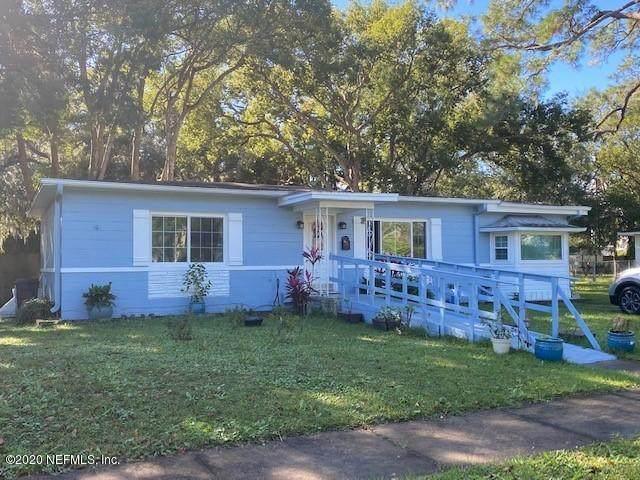245 Estrada Ave, St Augustine, FL 32084 (MLS #1083754) :: The Volen Group, Keller Williams Luxury International