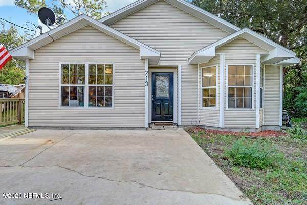 213 North Blvd, St Augustine, FL 32095 (MLS #1083964) :: Keller Williams Realty Atlantic Partners St. Augustine