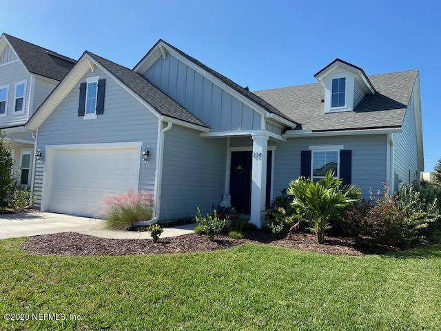 234 Willow Lake Dr, St Augustine, FL 32092 (MLS #1084054) :: The Impact Group with Momentum Realty