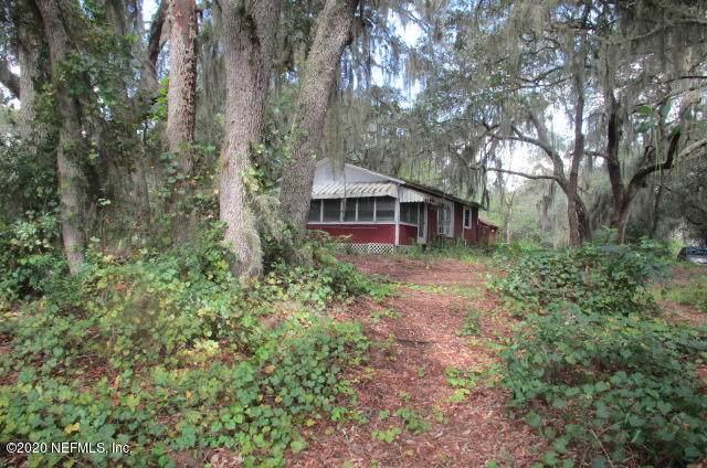 133 Bent Oak Dr, Pomona Park, FL 32181 (MLS #1084720) :: Noah Bailey Group
