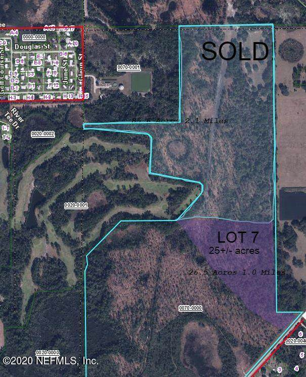 221- LOT 7 Georgetown Shortcut Rd, Crescent City, FL 32112 (MLS #1087030) :: Berkshire Hathaway HomeServices Chaplin Williams Realty