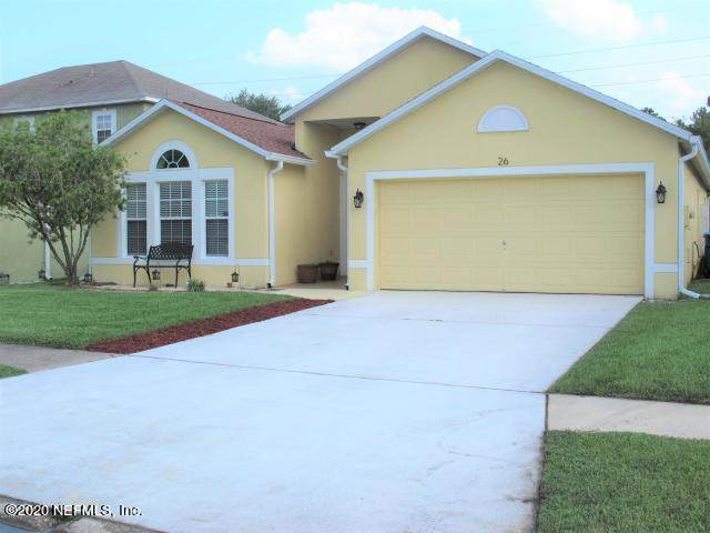 26 Reeding Ridge Dr W, Jacksonville, FL 32225 (MLS #1087663) :: The Impact Group with Momentum Realty