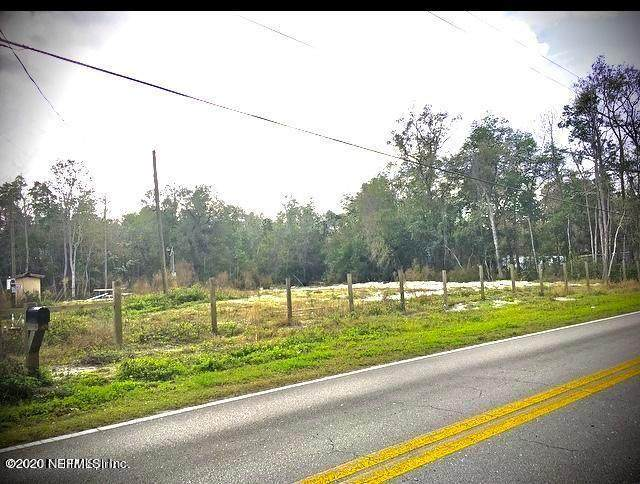 7631 Palmo Fish Camp Rd, St Augustine, FL 32092 (MLS #1087770) :: Bridge City Real Estate Co.