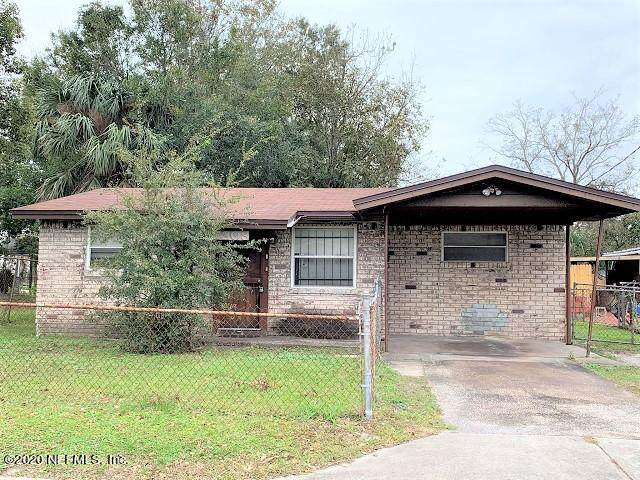2208 W 13TH St, Jacksonville, FL 32209 (MLS #1087831) :: The Every Corner Team