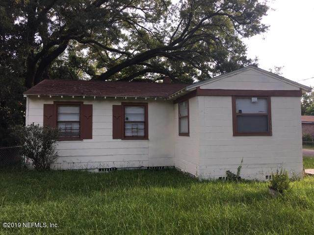 1611 W 34TH St, Jacksonville, FL 32209 (MLS #1087850) :: The Newcomer Group