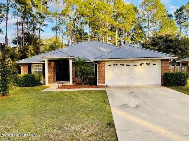 20 Brigadoon Ln, Palm Coast, FL 32137 (MLS #1088266) :: Century 21 St Augustine Properties