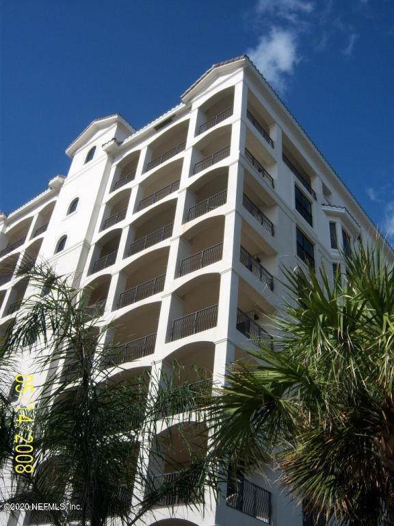 115 9TH Ave S #802, Jacksonville Beach, FL 32250 (MLS #1089088) :: The Every Corner Team