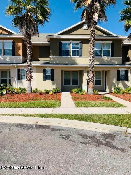 625 Oakleaf Plantation Pkwy #614, Orange Park, FL 32065 (MLS #1089250) :: The Newcomer Group