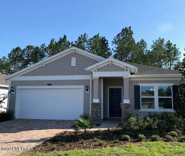 484 Weathered Edge Dr, St Augustine, FL 32092 (MLS #1089894) :: Century 21 St Augustine Properties