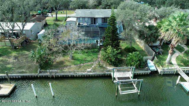 6314 Gomez Rd, St Augustine, FL 32080 (MLS #1090349) :: EXIT Inspired Real Estate