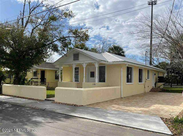 170 Twine St, St Augustine, FL 32084 (MLS #1090364) :: The Every Corner Team