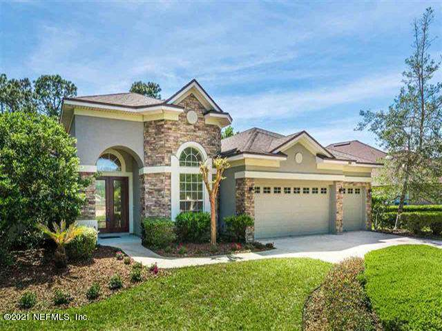 725 Cypress Crossing Trl, St Augustine, FL 32095 (MLS #1090557) :: Endless Summer Realty