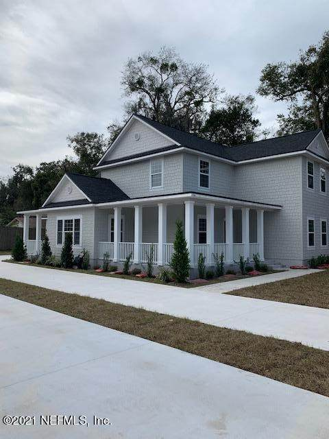 4348 St Johns Ave, Jacksonville, FL 32210 (MLS #1090778) :: The Volen Group, Keller Williams Luxury International