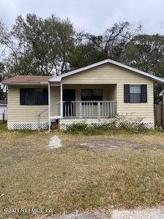 1591 W 15TH St, Jacksonville, FL 32209 (MLS #1090828) :: The Hanley Home Team