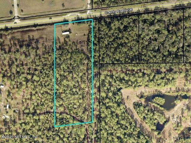 7515 County Road 208, St Augustine, FL 32092 (MLS #1091079) :: Berkshire Hathaway HomeServices Chaplin Williams Realty