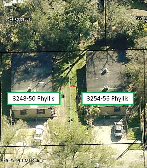 3248 Phyllis St, Jacksonville, FL 32205 (MLS #1091465) :: The Newcomer Group