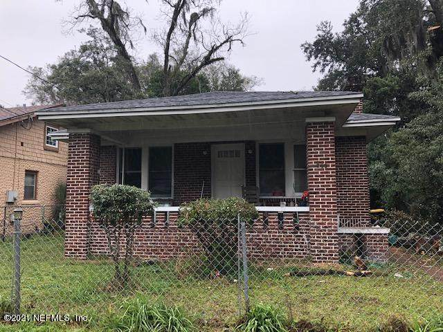 213 W 24TH St, Jacksonville, FL 32206 (MLS #1091666) :: The Hanley Home Team