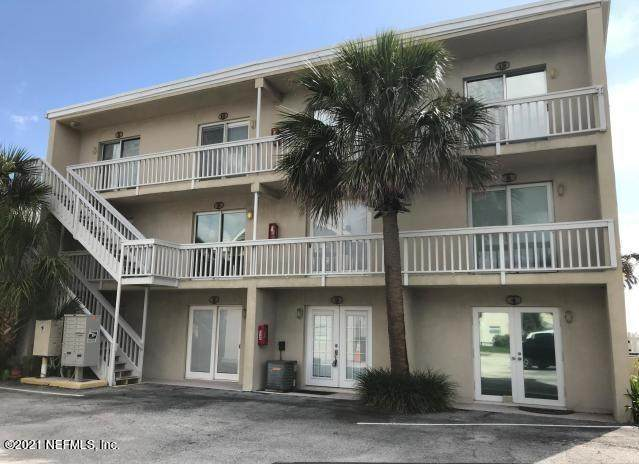 811 1ST St #11, Jacksonville Beach, FL 32250 (MLS #1091689) :: The Hanley Home Team