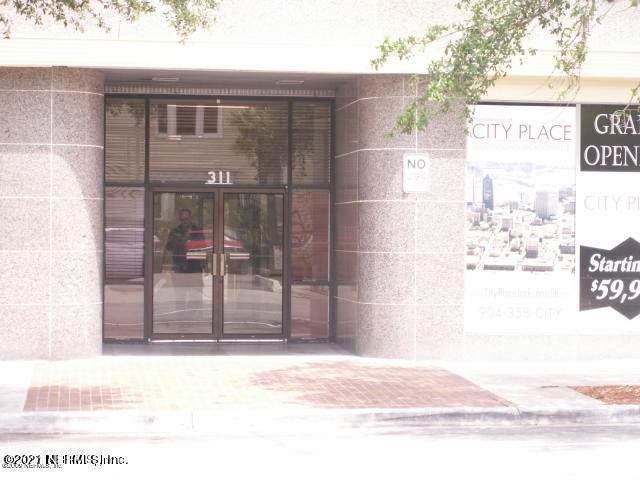 311 Ashley St #1707, Jacksonville, FL 32202 (MLS #1092771) :: Military Realty