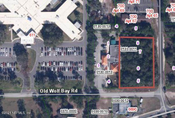 0 Old Wolf Bay Rd, Palatka, FL 32177 (MLS #1094504) :: Momentum Realty