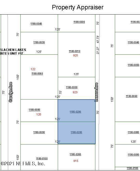 000 Lenore Ave, Interlachen, FL 32148 (MLS #1094658) :: EXIT Real Estate Gallery