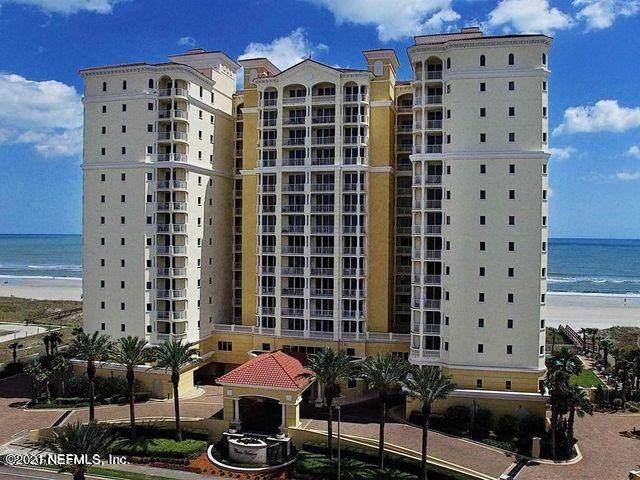 1031 1ST St S #408, Jacksonville Beach, FL 32250 (MLS #1094737) :: Century 21 St Augustine Properties