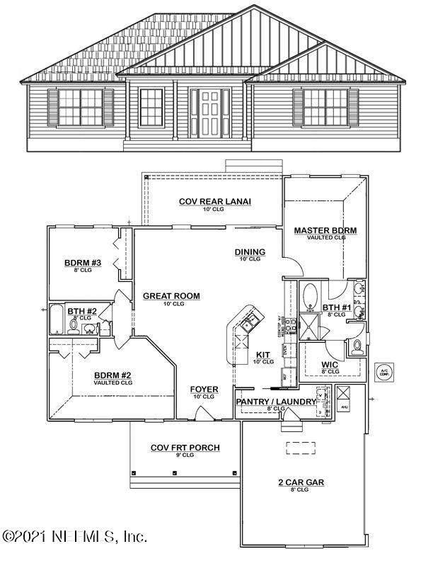 0 Primrose Cir, Middleburg, FL 32068 (MLS #1095471) :: CrossView Realty