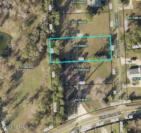 6209 Hunters Ln, St Augustine, FL 32092 (MLS #1096766) :: CrossView Realty