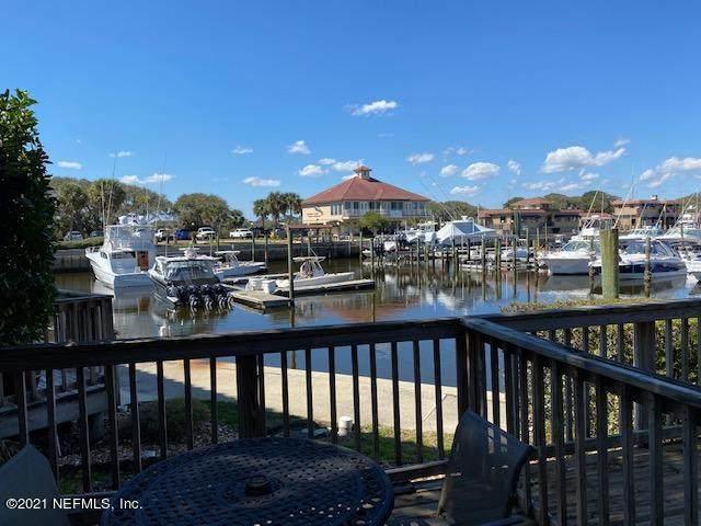 201 Yacht Club Dr #17, St Augustine, FL 32084 (MLS #1096902) :: Bridge City Real Estate Co.