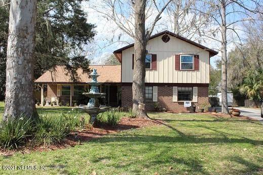 2496 Bentridge Ct, Orange Park, FL 32065 (MLS #1096918) :: Berkshire Hathaway HomeServices Chaplin Williams Realty
