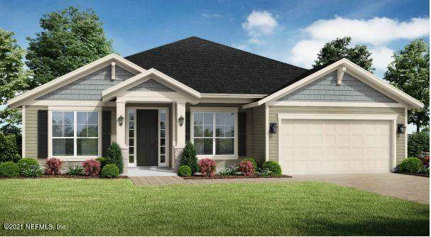 1647 Sandy Creek Pkwy #37, St Augustine, FL 32095 (MLS #1096936) :: The Coastal Home Group